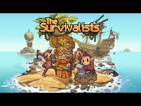 Release Date Trailer de The Survivalists