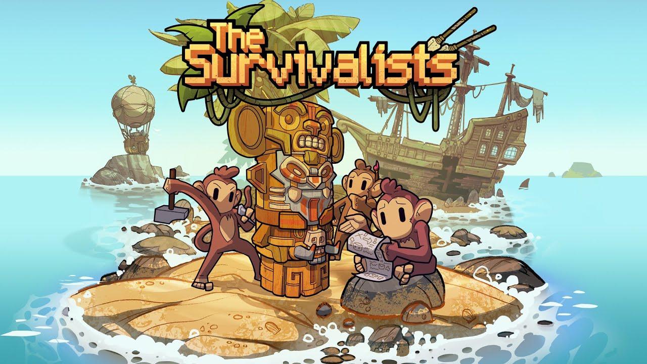 Team17新作《島嶼生存者》(The Survivalists)將於10月19日登陸PS4/Xbox One/Switch/PC,支援中文。 Maxresdefault