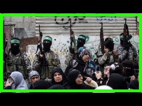 Hamás llama a los palestinos a empezar una tercera intifada