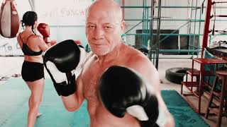 Train to become a Muay Thai Champion at One Blue Sports Club