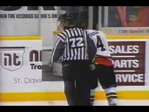 Chris DeSousa vs. Ken Peroff