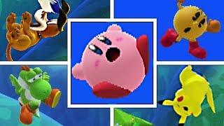 Star KO | All Characters + DLC | Super Smash Bros Wii U