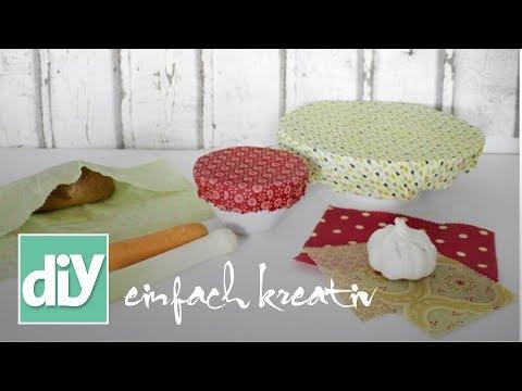 Bienenwachstuch | DIY einfach kreativ