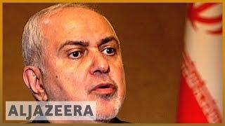 Analysis: Iran's FM Zarif says US presence threatens Gulf