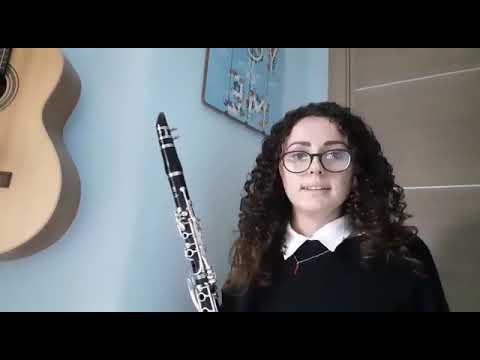 Classe di clarinetto, 2