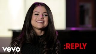 Selena Gomez - ASK:REPLY (Part 2)