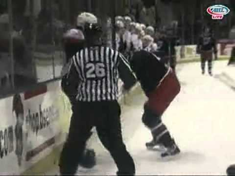 Eric Gryba vs. Nick Holden