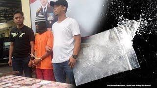 Anak Kades Nekat Beli Sabu Pakai Uang Curian Dana Desa, Polisi Menciduknya saat 'Nyabu'