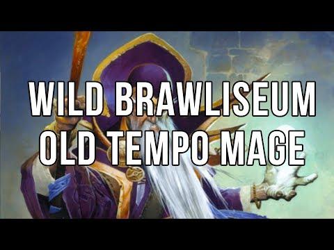 Wild Brawliseum - Old Tempo Mage