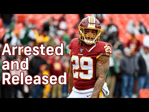 Derrius Guice Gets Released | Not PTI