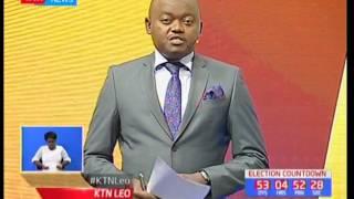 Utata wa zabuni ya IEBC ya uchapishaji wa kura zatanda huku viongozi wakiongea: KTN Leo pt 1
