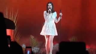 Lana Del Rey- Summertime Sadness (LA to the Moon Tour Minneapolis)