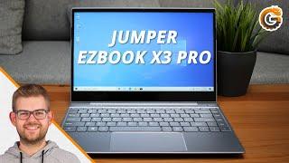 Jumper EZBook X3 Pro: Günstiger Laptop für Studenten - Unboxing