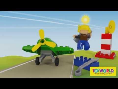 Toyworld NZ - LEGO DUPLO Town Little Plane 10808