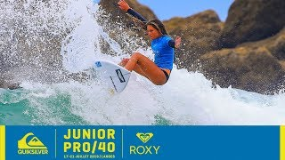 European Rankings Shake Up On Day 4 - Junior Pro 40 Highlights