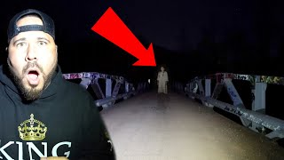 Bridge Is So Haunted NO ONE Will Cross It (Gore Orphanage Road) OmarGoshTV