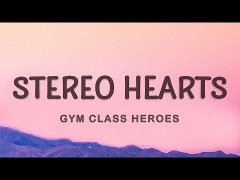 Gym Class Heroes - My heart stereo (Stereo Hearts) (Lyrics) ft. Adam Levine