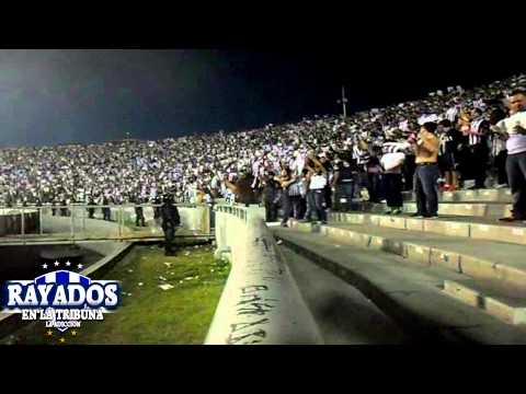 """""""Recibimiento de la adiccion clasico 102"""" Barra: La Adicción • Club: Monterrey"""