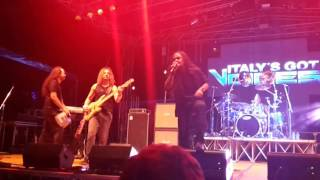 Italy's Got Voices - Dragonlord(Domine) Ubiale Metal Power Sound(BG) 29/07/16