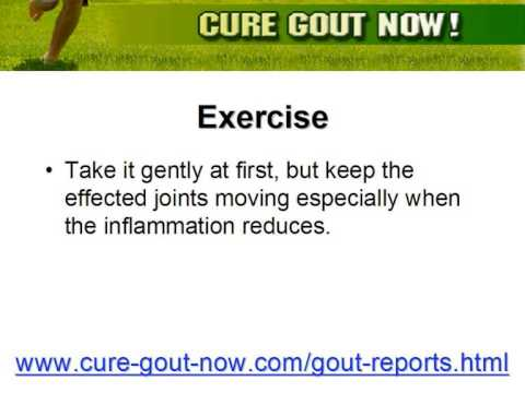 Video How To Get Gout Relief Fast During a Gout Attack