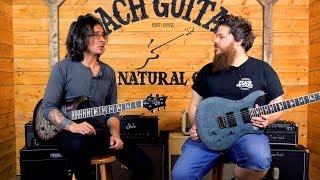 Mark Holcomb Interview - Peach Guitars