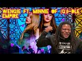 WENGIE ft. MINNIE of (G)I-DLE 'EMPIRE' (OFFICIAL MV) REACTION