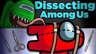 Dissecting the Among Us Crewmate!| The SCIENCE of... Among Us
