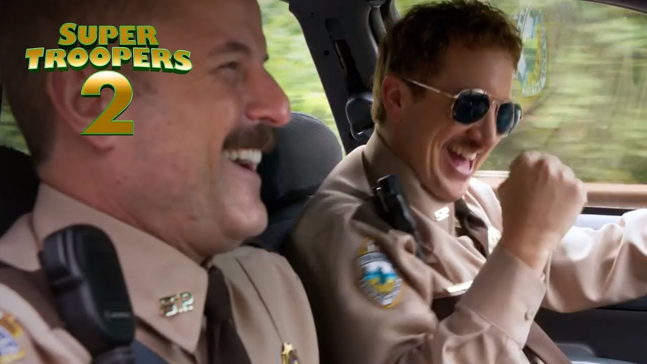 Super Troopers 2 - Meow On Blu-ray and Digital