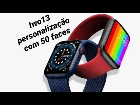 Iwo13 w56 - Conheça as 50 facewatch e suas funcionalidades. Melhor copy AppleWatch series 6.