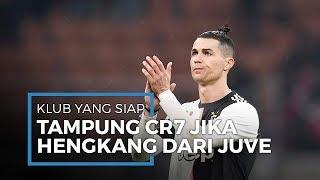 Jika Cristiano Ronaldo Resmi Hengkang, Hanya Ada Dua Klub yang Dinilai Siap Menerimanya