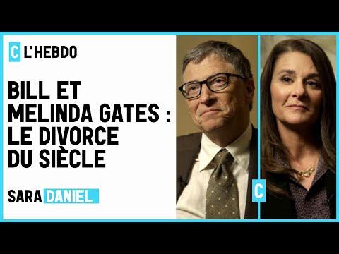 Bill et Melinda Gates : le divorce du siècle - 08/05/2021 Bill et Melinda Gates : le divorce du siècle - 08/05/2021