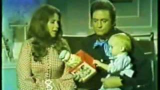 Johnny Cash  & June Cash - Turn Around [Featuring John Carter Cash