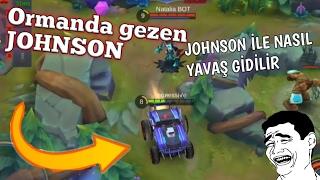 Vexana Johnson'a q atarsa ne olur? | Ormanda arabayken gezen johnson!!