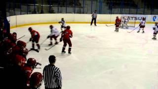 Локомотив - ХК Бобров (10:2); 2й период. Детский хоккей (2003 г.р.)