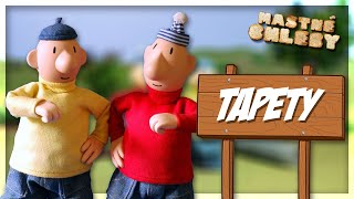 """PAT A MAT - 2.časť """"Tapety"""" [DABING]"""