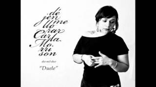 Video Duele (Letra) de Carla Morrison