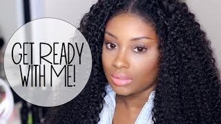 Get Ready with Me | My Winter Fresh Face! (Makeup)
