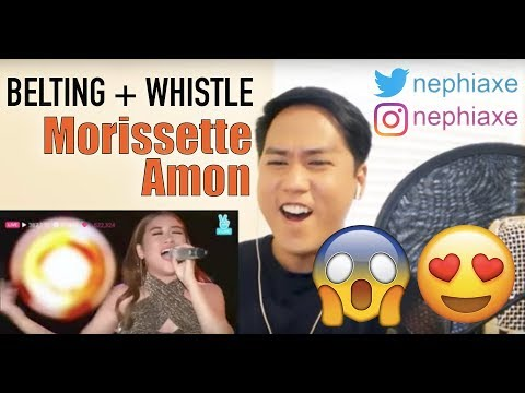 Singer Reacts to Morissette Amon - Secret Love Song (Asia