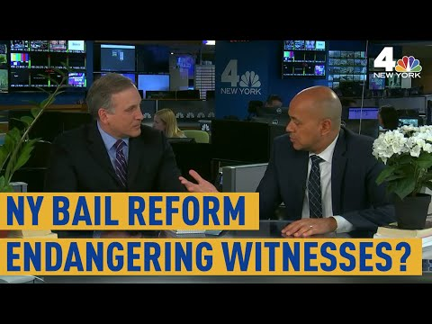 Will NY's New Bail Reform Put Witnesses in Danger?
