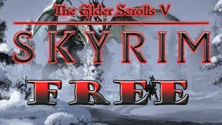 How to Get Skyrim for Free on PC July 2014