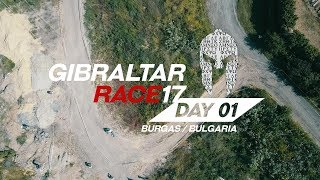 Gibraltar Race 2017: DAY 01