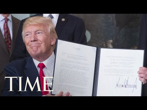 How Every Donald Trump Proposal Plays Out: Step One: Promise Big, Step Two: Avoid Details | TIME