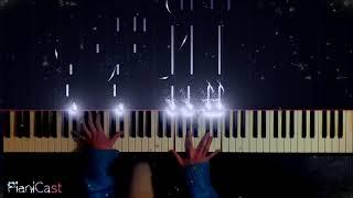 부서진 빙하의 섬, 고요의 엘리지 - 로스트 아크 사운드트랙 | 피아노 솔로 커버