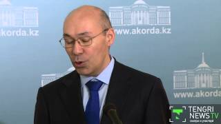 Кайрат Келимбетов: Мы не допустим шоковой девальвации