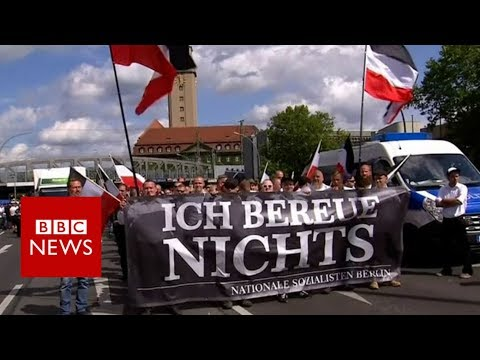 Charlottesville violence: What Germans think seeing a US far-right rally- BBC News