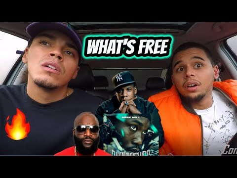 ‪Meek Mill - What's Free feat. Rick Ross & Jay Z [Official Audio]‬  REACTION REVIEW