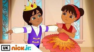 Dora and Friends | Ballet Finale | Nick Jr. UK