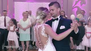 Najpiękniejszy pierwszy taniec - Iza i Paweł - Sala Dwa Serca Krosno  - Platinum Studio Filmowe