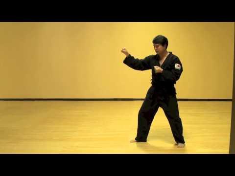 Choong Moo (Step-By-Step)