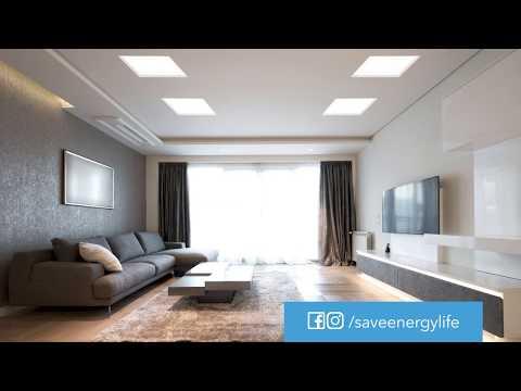 Saveenergy | Luminária No Frame